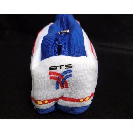 バンコクBTSスカイトレイン ソフトペンケース 帽子