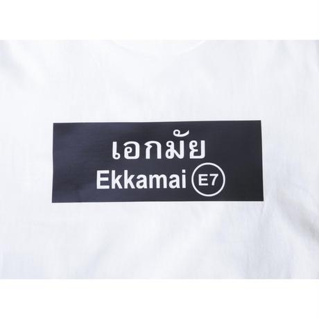 オリジナルTシャツ BTSエカマイ駅