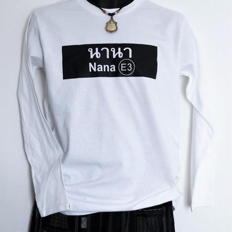 BTSロングTシャツ ナナ・サラデーン・プロンポン