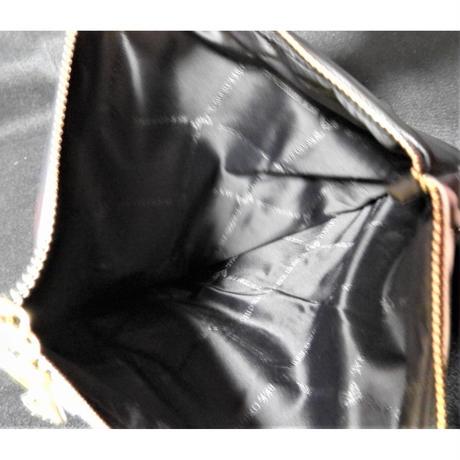 BKKオリジナルバッグ トゥクトゥク柄二つ折