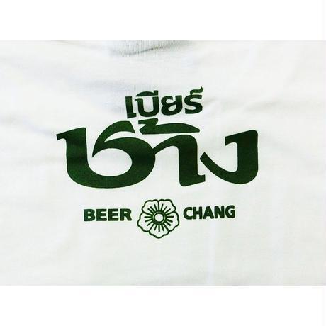 ビアチャーン(チャーンビール)ラベルロゴタイプ