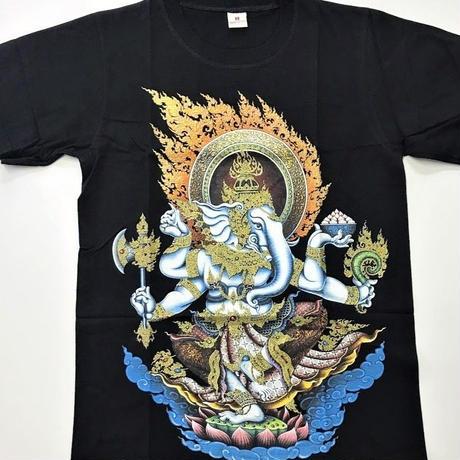 ガネーシャTシャツNo.1