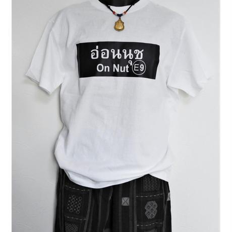 オリジナルTシャツ BTSオンヌット駅