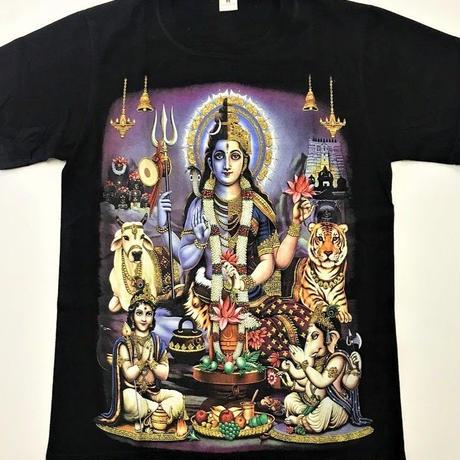 シヴァファミリーTシャツ