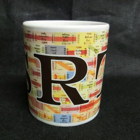 タイ国有鉄道(SRT)ロゴマークマグカップ