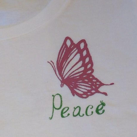 Peace T-shirts(レディース)