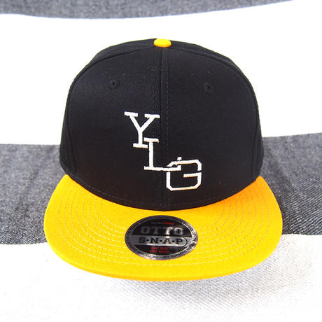 B.B.CAP Yellow×Black - YLG -