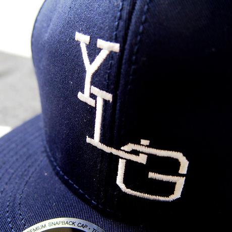 B.B.CAP Navy - YLG -