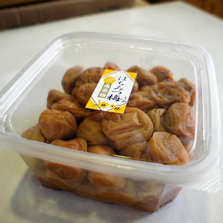 B級グルメ 紀州はちみつ梅(うす塩) 1kg