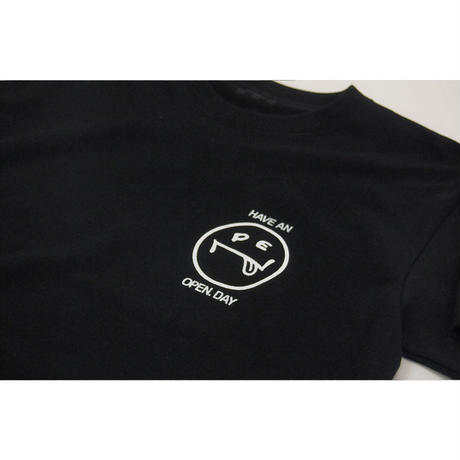 Opu-chang. Tee  Black