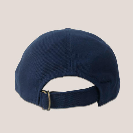 LOGO 6PANNEL CAP -BLUE/RED-