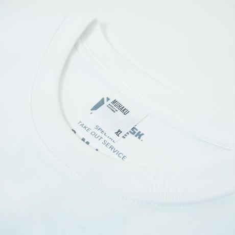 NOE SS TEE -WHITE- SS21