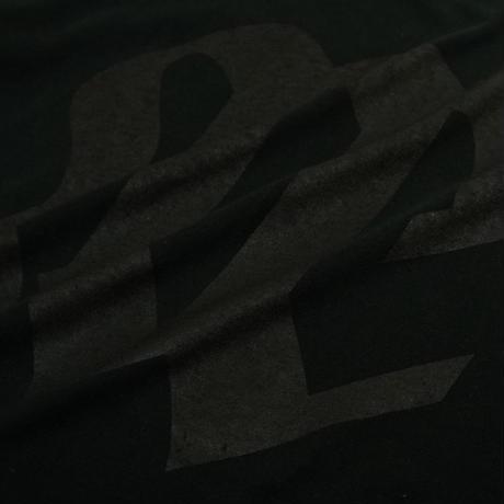 NOE TEAM LOGO SS TEE -BLACK- SS21
