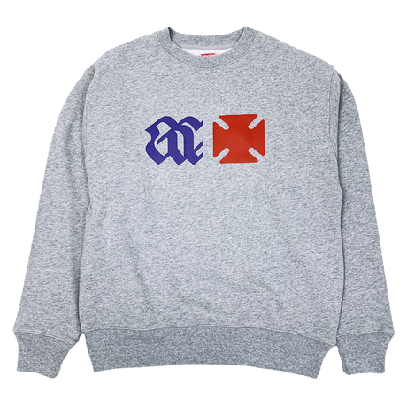 G文 & the KIOSK.noe LOGO SWEAT