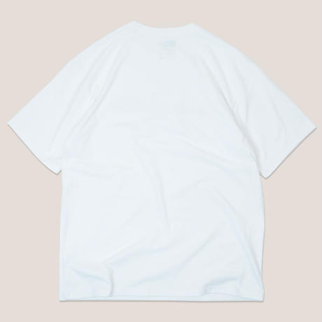 SIGNBOARD SS TEE -WHITE- SS21