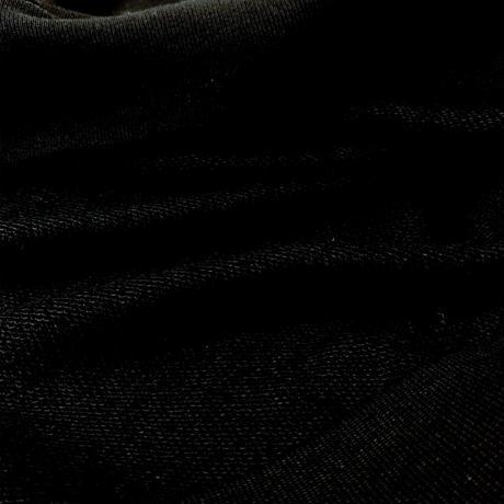 ORIGINAL LOGO HOODIE -BLACK-