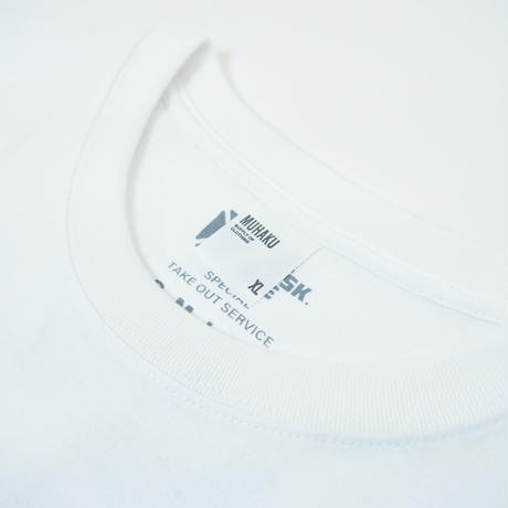 BELL-CHANG SS TEE -WHITE- SS21