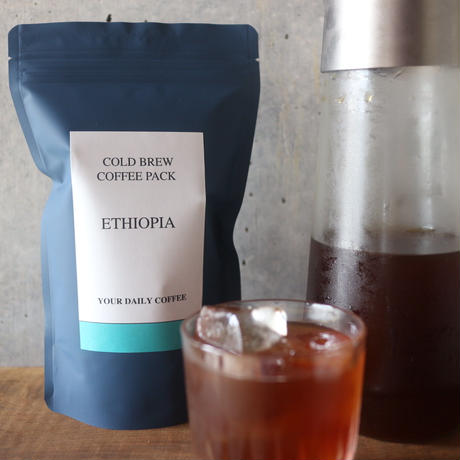 COLD BREW COFFEE PACK