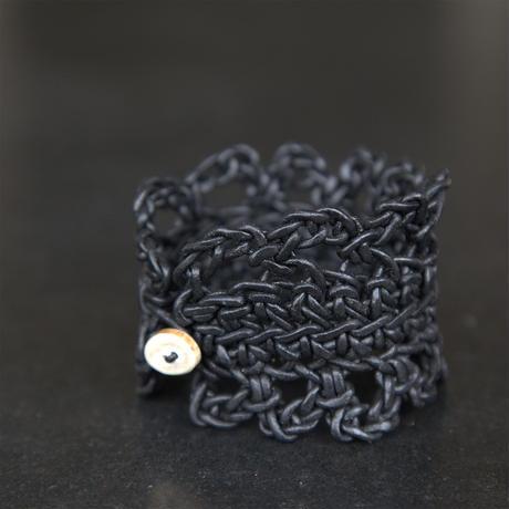 Heart of Lovikka_Handcrocheted Bracelet Vera