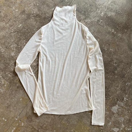 seamless turtle pullover