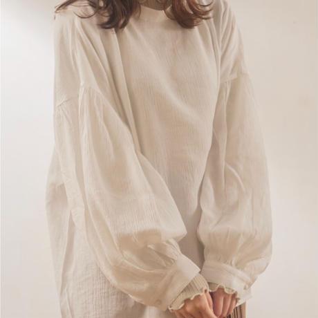 back open blouse