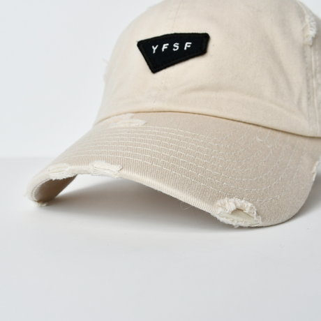 YFSF Patch Damage Cap【Stone】