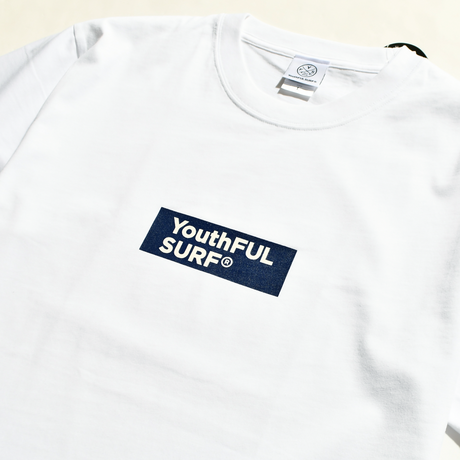 CORDURA × YouthFUL SURF® Layer fabric Tee / White