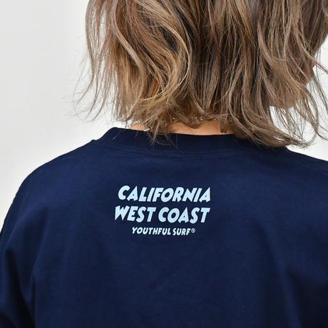 CALIFORNIA TEE - MICKEY MOUSE - / Navy
