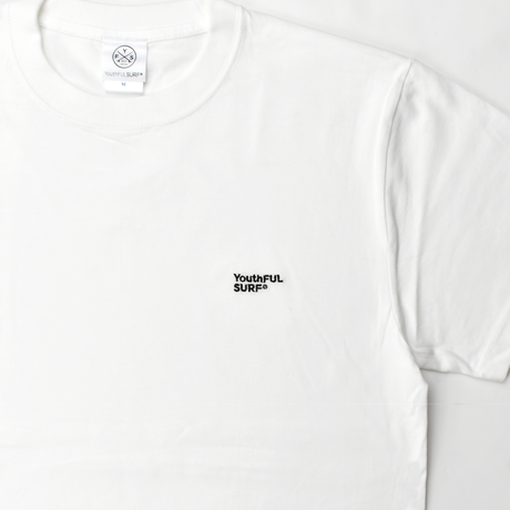 High quality 2-PACK TEE / White
