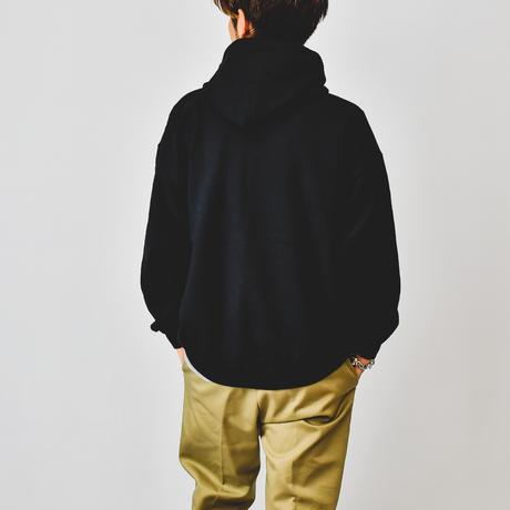 Bandana Box Logo  Hooded Sweatshirt / Black