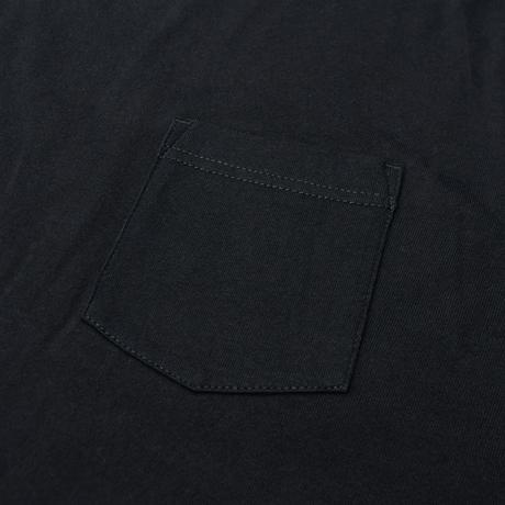 High quality 2-PACK TEE / Black