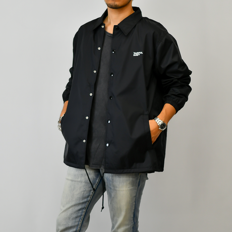 Water Repellent Coach Jacket