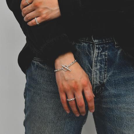 Anker Narrow Chain Bracelet / 細