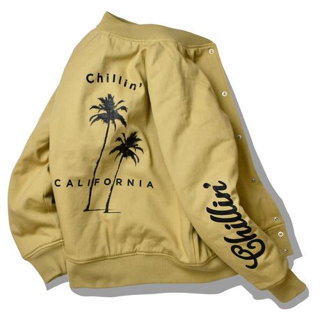 Chillin'  california  Blouson【Sand Beige】