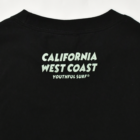 CALIFORNIA TEE - MICKEY MOUSE - / Black