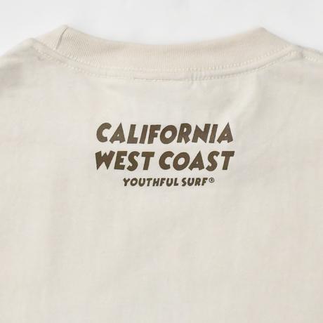 CALIFORNIA TEE - MICKEY MOUSE - / Sand