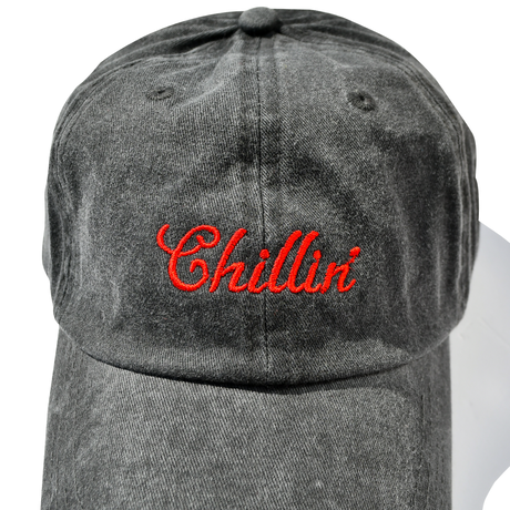 Chillin'  Pigment Dyed CAP
