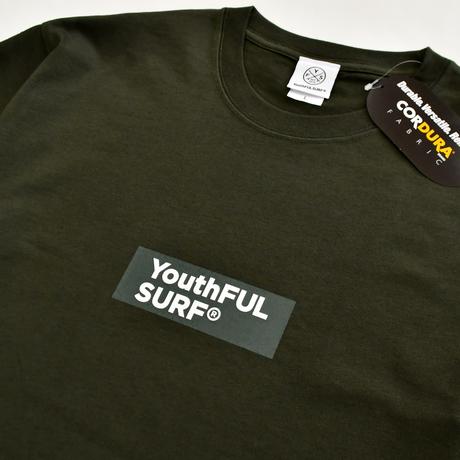 CORDURA × YouthFUL SURF® Layer fabric Tee / Khaki