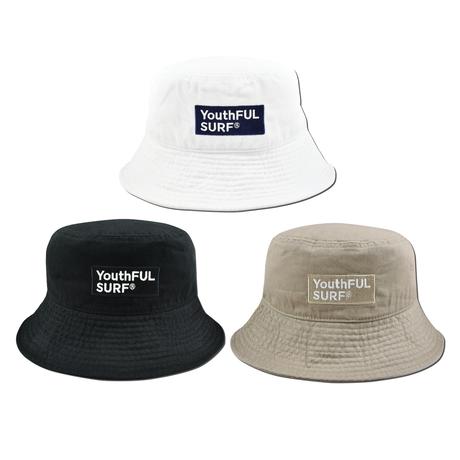 Box Logo Bucket Hat [つば広]