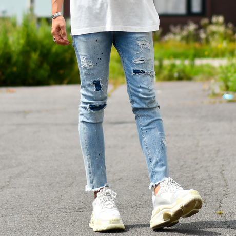 YS101  Vintage Wash  Denim