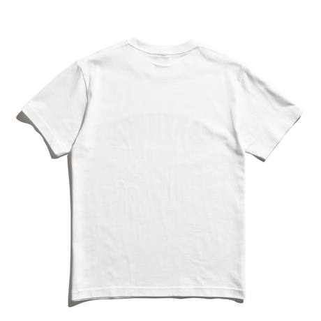 Century Logo Tee / White