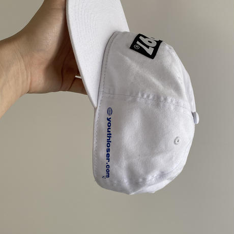 1997 BOX LOGO WHITE JET CAP