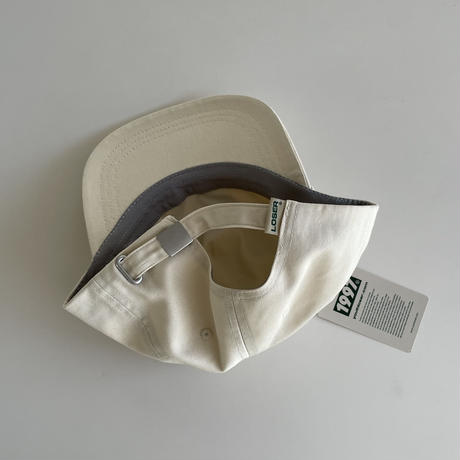 LOGO CAP CREAM