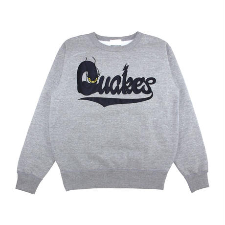QUAKES LOGO SWEAT