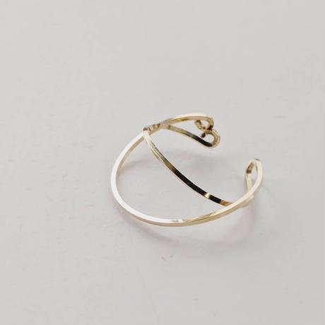 K14gf W nuance ring