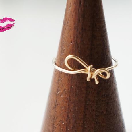 K14gf line ribbon ring order
