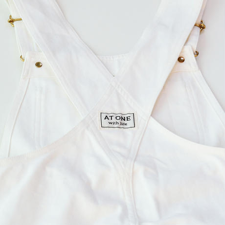 ORGANIC COTTON OVER ALL