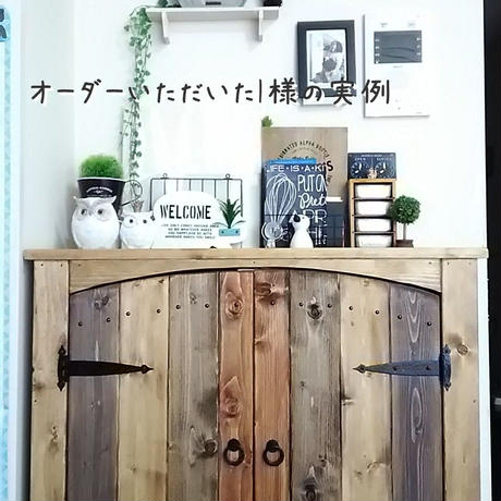 Rustic Cabinets(A2ポスター付き)