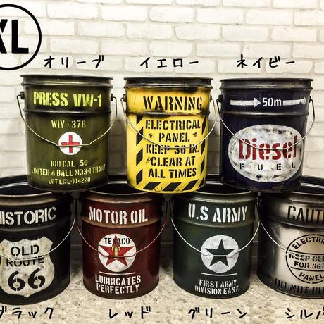 アメリ缶ペールXLサイズ(A5ポスター付き)