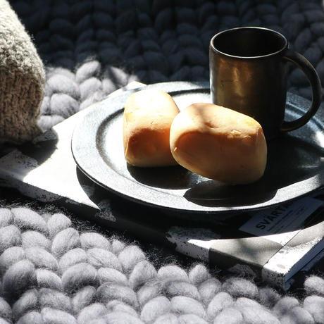 Chunky Knit Blanket(サイズ・色選択可)
